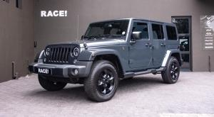 Jeep Wrangler Unlimited Sahara by RACE! 2019 года