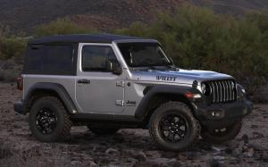 Jeep Wrangler Willys 2019 года