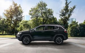 2020 Jeep Compass 4xe First Edition