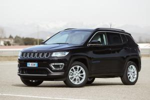 2020 Jeep Compass Limited 4xe