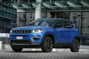 Jeep Compass S 4xe (MP) (EU) '2020