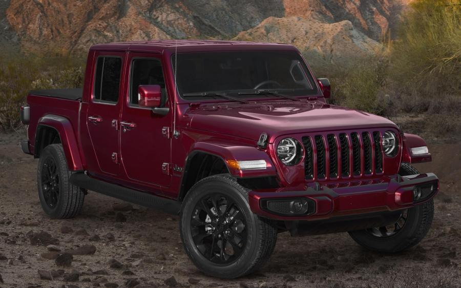 Jeep Gladiator High Altitude (JT) (NA) '2020