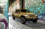 Jeep Gladiator Rubicon 2020 года