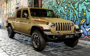Jeep Gladiator Rubicon 2020 года (AU)