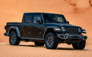 Jeep Gladiator Rubicon Launch Edition 2020 года (UAE)