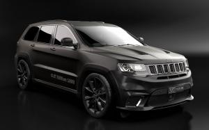 Jeep Grand Cherokee Trackhawk Edition 1000 by O.CT Tuning