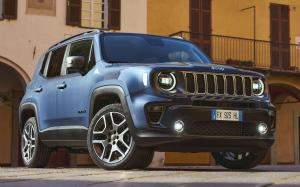 Jeep Renegade 4xe Limited (BU) (EU) '2020