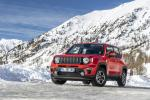 Jeep Renegade Quiksilver Winter Edition 2020 года