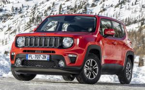 Jeep Renegade Quiksilver Winter Edition 2020 года (FR)