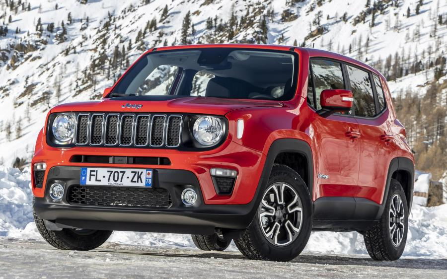 2020 Jeep Renegade Quiksilver Winter Edition (FR)