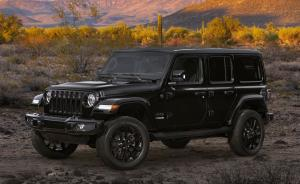 Jeep Wrangler Unlimited High Altitude 2020 года