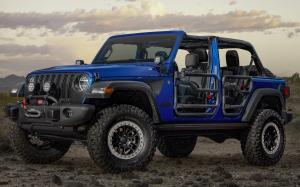 Jeep Wrangler Unlimited JPP 20 by Mopar