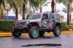 Jeep Wrangler Unlimited Fins 4 Life by MetroWrapz 2020 года