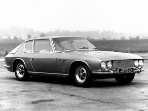 Jensen Interceptor 1966 года