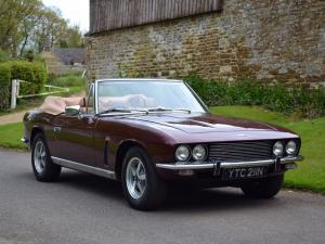 Jensen Interceptor III Convertible 1974 года