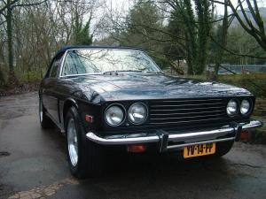 Jensen Interceptor Convertible