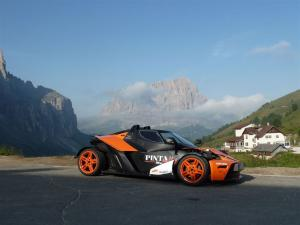 2011 KTM X-Bow Monte Carlo by Montenergy