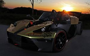 KTM X-Bow GT Dubai Gold Edition by Wimmer RS 2015 года