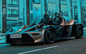 KTM X-Bow GT by Wimmer RS 2016 года