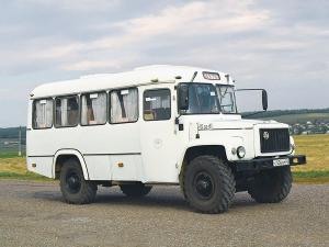 КАвЗ-39766 Садко '2003