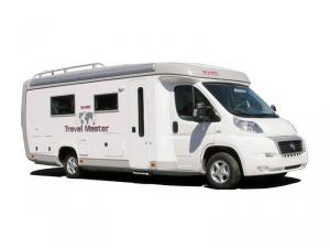 2009 Kabe Travel Master 750T