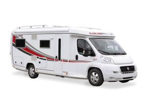 2011 Kabe Travel Master 750 B