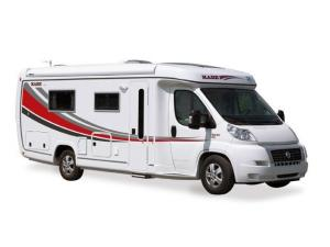 2011 Kabe Travel Master 750 T