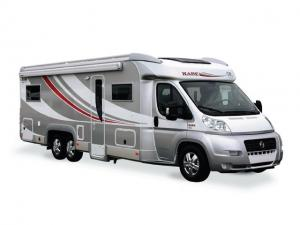 2011 Kabe Travel Master Royal 880 LB/GB