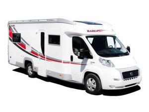 2012 Kabe Travel Master 740 LXL