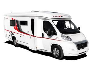 2012 Kabe Travel Master 750 T