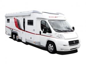 2012 Kabe Travel Master Royal 880 LB