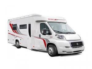 Kabe Travel Master 740 T 2014 года