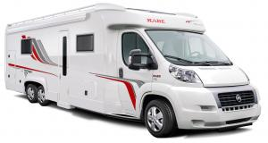 Kabe Travel Master 880 LT 2014 года