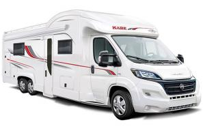 2015 Kabe Crossover x880 LT
