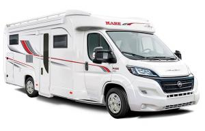 Kabe Travel Master 780 LGB 2015 года