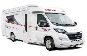 2015 Kabe Travel Master 780 LT