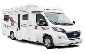 2015 Kabe Travel Master 780 LXL