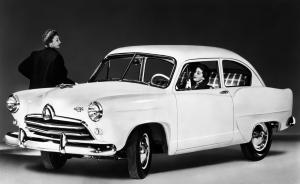 1952 Allstate 2-Door Sedan
