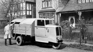 Karrier Cob 3-ton Refuse Truck 1930 года