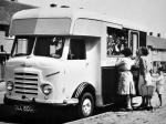 Karrier Bantam Mobile Shop 1952 года