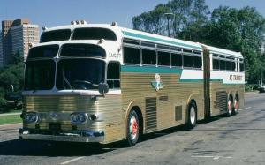 1958 Kassbohrer Setra Super Golden Eagle