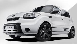 Kia Soul Edition 001 by Irmscher 2010 года