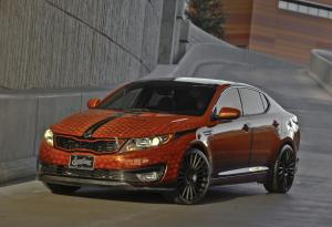 Kia Optima Hybrid Slam Dunk Blake Griffin (TF) '2011