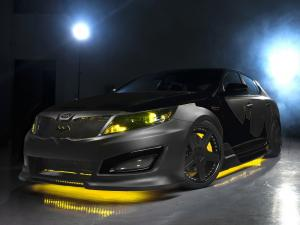 Kia Optima Batman 2012 года