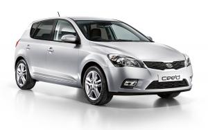 Kia cee'd 4 Version 2012 года