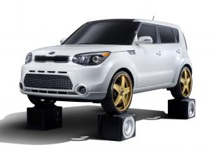 Kia Amped Soul 2013 года