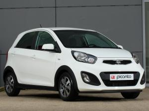 Kia Picanto EcoDynamics R-Cross 2013 года