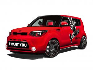 2013 Kia The Voice Soul