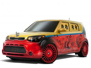 2013 Kia Vans Warped Tour Soul