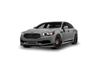 2014 Kia K900 High-Performance Concept